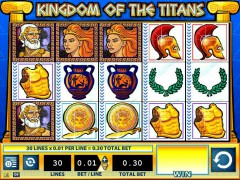Kingdom of the Titans - William Hill Interactive
