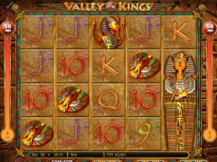 Valley of the Kings cleopatra77.com Genesis Gaming 1/5