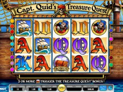 Capt. Quid's Treasure Quest - IGT Interactive