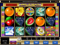 Wheel Of Wealth Special Edition - Quickfire