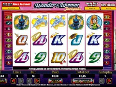 Wonder Woman Jackpots - Amaya
