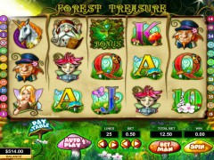 Forest Treasure - Topgame