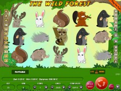 The Wild Forest cleopatra77.com Wirex Games 1/5
