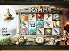 The Legend Of Olympus - Microgaming