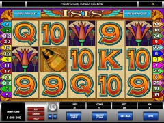 Isis - Microgaming