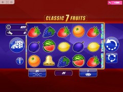 Classic7Fruits cleopatra77.com MrSlotty 1/5