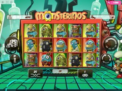 Monsterinos cleopatra77.com MrSlotty 1/5