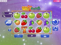 Wild7Fruits cleopatra77.com MrSlotty 1/5