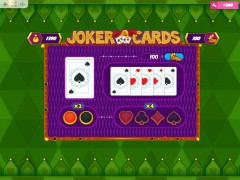Joker Cards cleopatra77.com MrSlotty 3/5