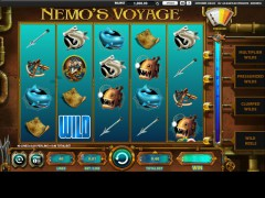 Nemo's Voyage cleopatra77.com William Hill Interactive 1/5