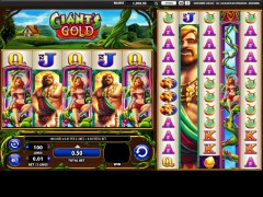 Giant's Gold cleopatra77.com William Hill Interactive 1/5