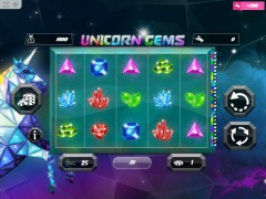 Unicorn Gems - MrSlotty