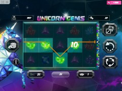 Unicorn Gems cleopatra77.com MrSlotty 2/5