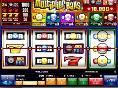 Multiplier Balls - iSoftBet